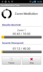 Zazen Meditation Timer - screenshot thumbnail