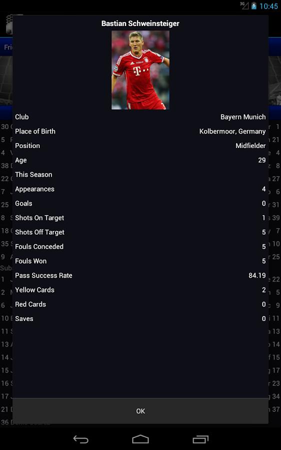 Soccer Score Centre - screenshot