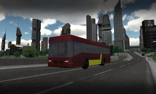 Bus Drift City Simulator