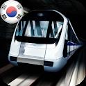 기차 운전 시뮬레이터 게임 icon