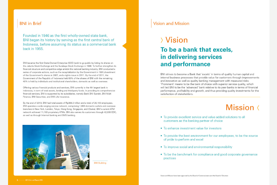 BNI Annual Report 2013- screenshot