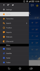the Weather v2.5 build 121 Ad Free