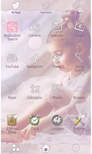 Cute Theme-Etoile- 1.1 Windows u7528 2
