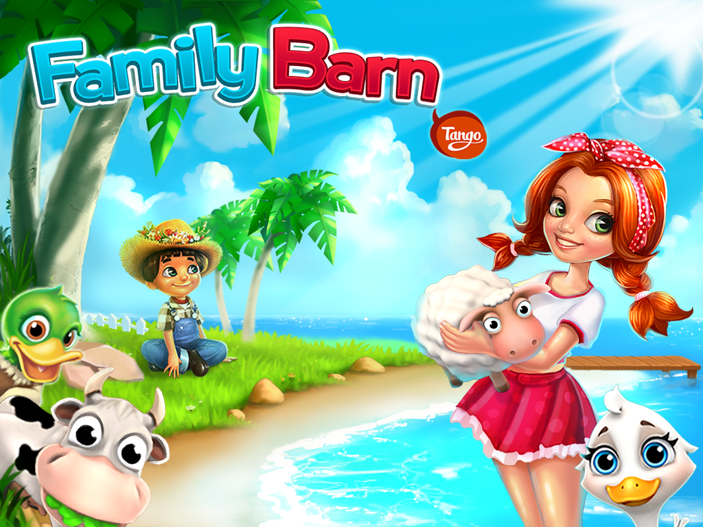Family Barn for Tango - screenshot