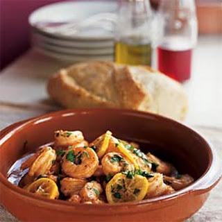 Classic Shrimp al Ajillo