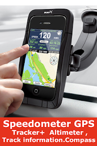 GPS Speedometer Altimeter  + screenshot 2