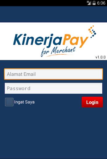 KinerjaPay for Merchant