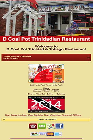 D Coal Pot