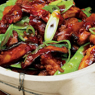 Mongolian BBQ Seitan Recipe