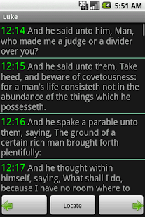 Bible KJV - screenshot thumbnail