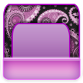 THEME|PurplePaisley