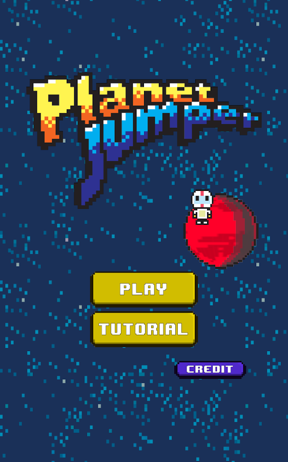 Planet Jumper - screenshot