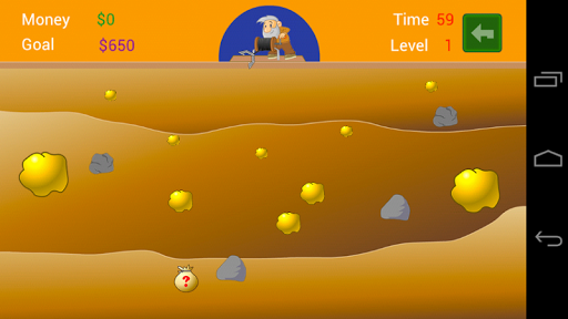 【免費解謎App】Gold Miner-APP點子