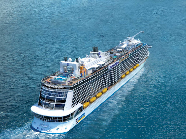 Quantum of the Seas sails itineraries in and around China and Southeast Asia.