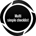 Multi Simple Checklist Pro icon