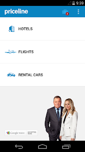 Priceline.com Hotels & Cars - screenshot thumbnail