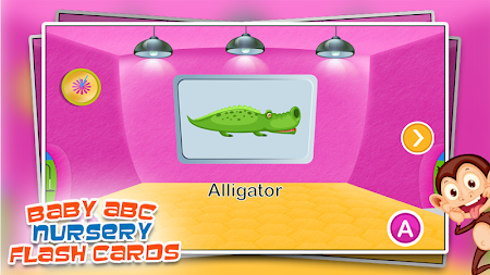 Baby ABC Nursery Flash Cards 1.17 screenshot 2076969
