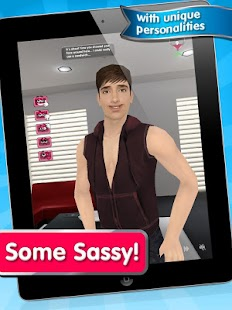 My Virtual Boyfriend Free- screenshot thumbnail