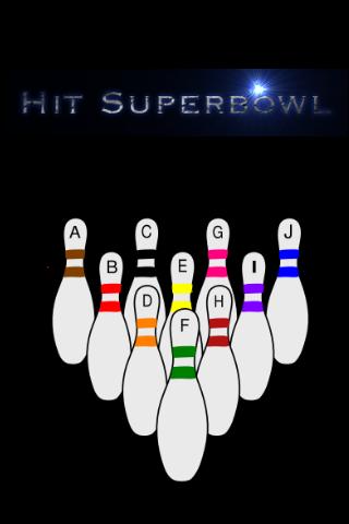 Superbowl Target Game