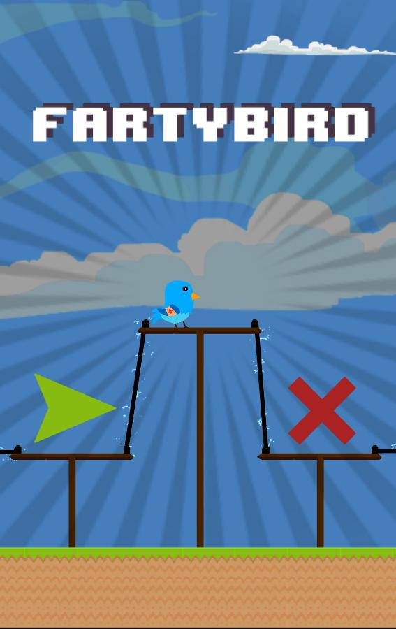 Farty Bird - screenshot