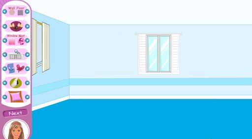 เกมส์แต่งบ้าน แต่งห้องโทนสีฟ้า