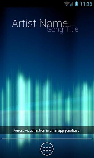 Audio Glow Live Wallpaper  screenshots 7