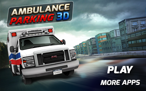 Ambulance Parking 3D