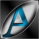 CM AOKP Theme Azuro Metalico icon