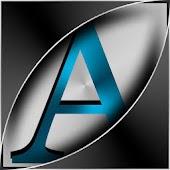 CM AOKP Theme Azuro Metalico