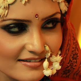 The Beautiful Bangladeshi Bride by Shadat Hossain - Wedding Bride (  )