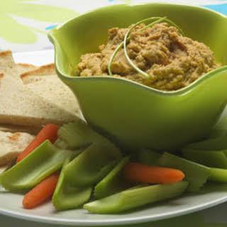 Peanut Butter Hummus.