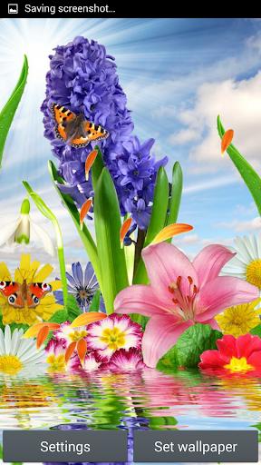 Butterfly Garden LWP