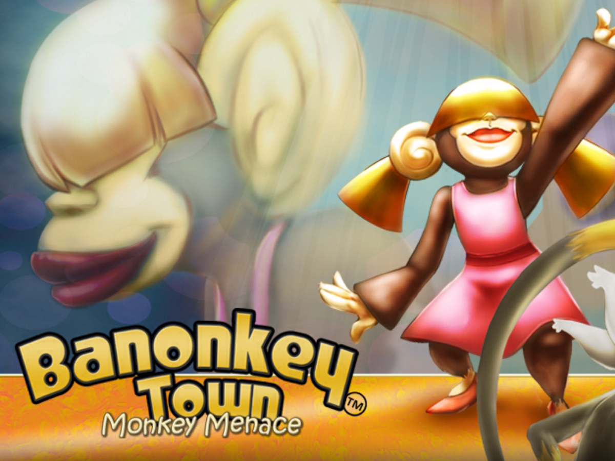 Banonkey Town: Episode 1 - screenshot
