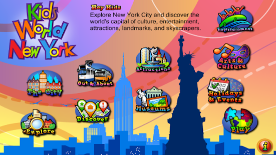 Kids World New York- screenshot thumbnail