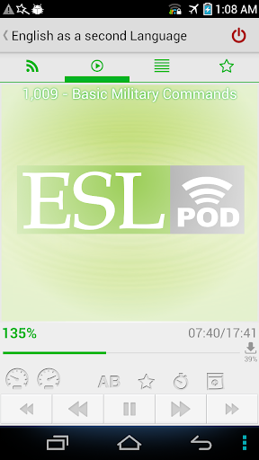 English as a Second Language (ESL) Podcasts