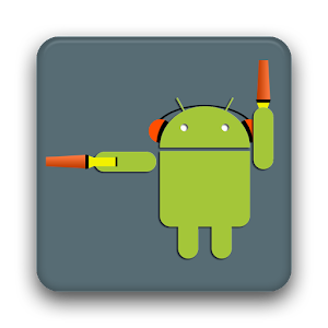 DirectionalViewPager Sample 程式庫與試用程式 App LOGO-硬是要APP