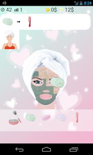 salon de beauté jeux de fille - screenshot thumbnail