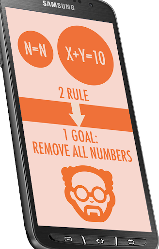 10 Seeds: Numbers puzzle game