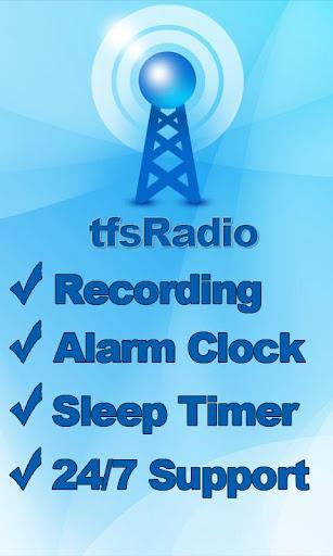 tfsRadio Jordan راديو