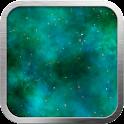 Cyan Nebulosa Live Wallpaper icon