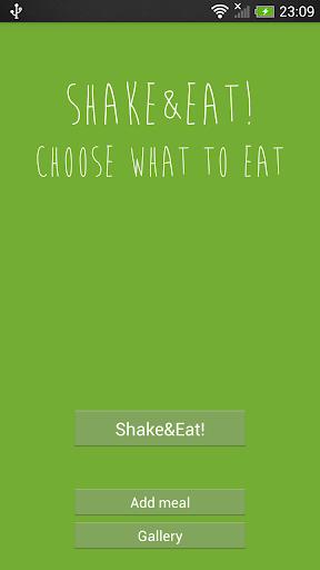 Shake Eat