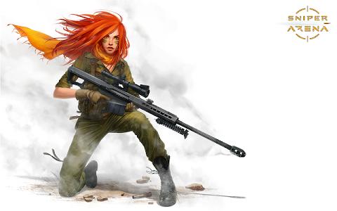 Sniper Arena - online shooter! v0.5.9 (Mod Ammo/No Reload)
