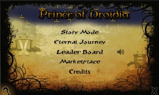 Prince of Droidia - Free - screenshot thumbnail