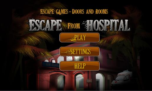 Escape Game Hospital Escape - AppRecs