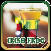 Free Cocktail Irish Frog