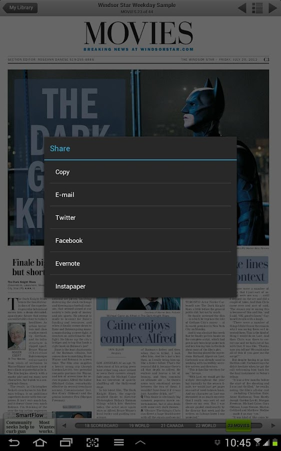 The Windsor Star ePaper - screenshot