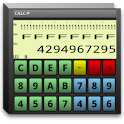 Programmer's calculator CALC-P logo