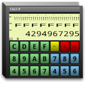 Programmer's calculator CALC-P