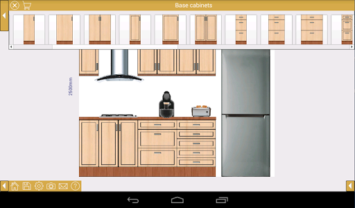 EZ Kitchen + Kitchen design