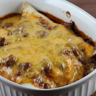 Simple Chili Dog Casserole